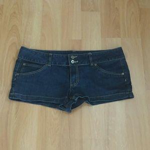 Arizona Jeans Co. Dark Denim Shorts NWOT